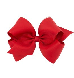 Wee Ones King Organza Overlay Red
