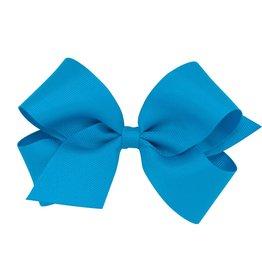 Wee Ones Med Grosgrain Island Blue