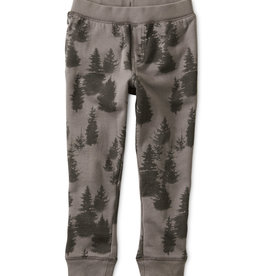 Tea Collection Forest Fleece Joggers 3T