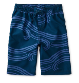 Tea Collection Swim Trunks Waves of Adventure 2-4T