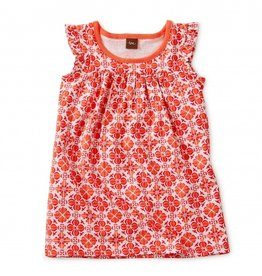 Tea Collection Dress Mediterranean Waters 2T, 4T