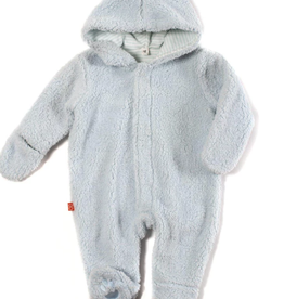 Bears Fleece Pram 9M-12M