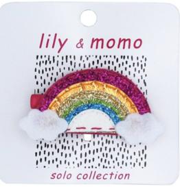 Lily & Momo Over the Rainbow Hair Clip