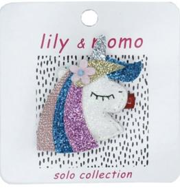 Lily & Momo Twinkle Unicorn Hair Clip