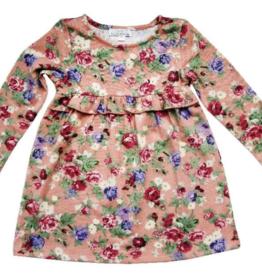 Bailey's Blossoms Alecia Ruffle Dress 12/18M