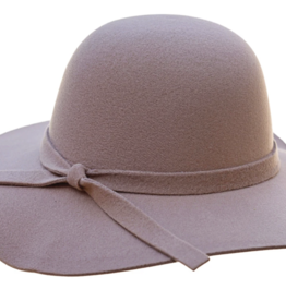Bailey's Blossoms Audrey Camel Floppy Hat