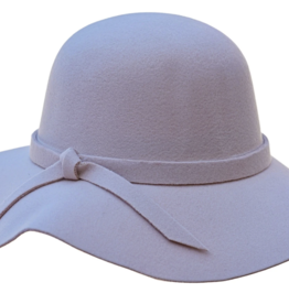 Bailey's Blossoms Audrey Cream Floppy Hat