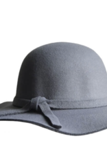 Bailey's Blossoms Audrey Floppy Hat Gray