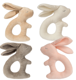 Mary Meyer Assorted Putty Bunny Rattles