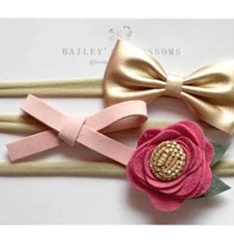 Bailey's Blossoms Maria Headband Pack