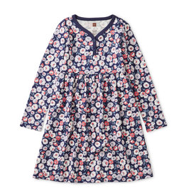 Tea Collection Marigold Flowers Dress 12