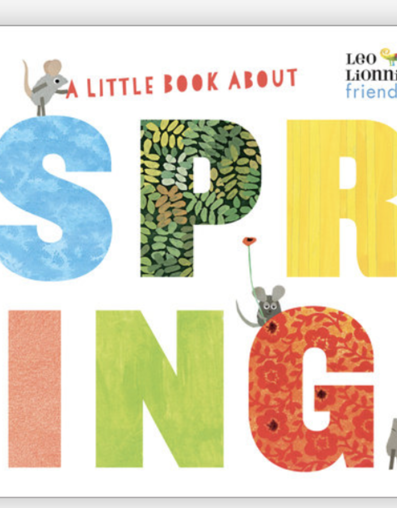Random House Publishing A Little Book About Spring