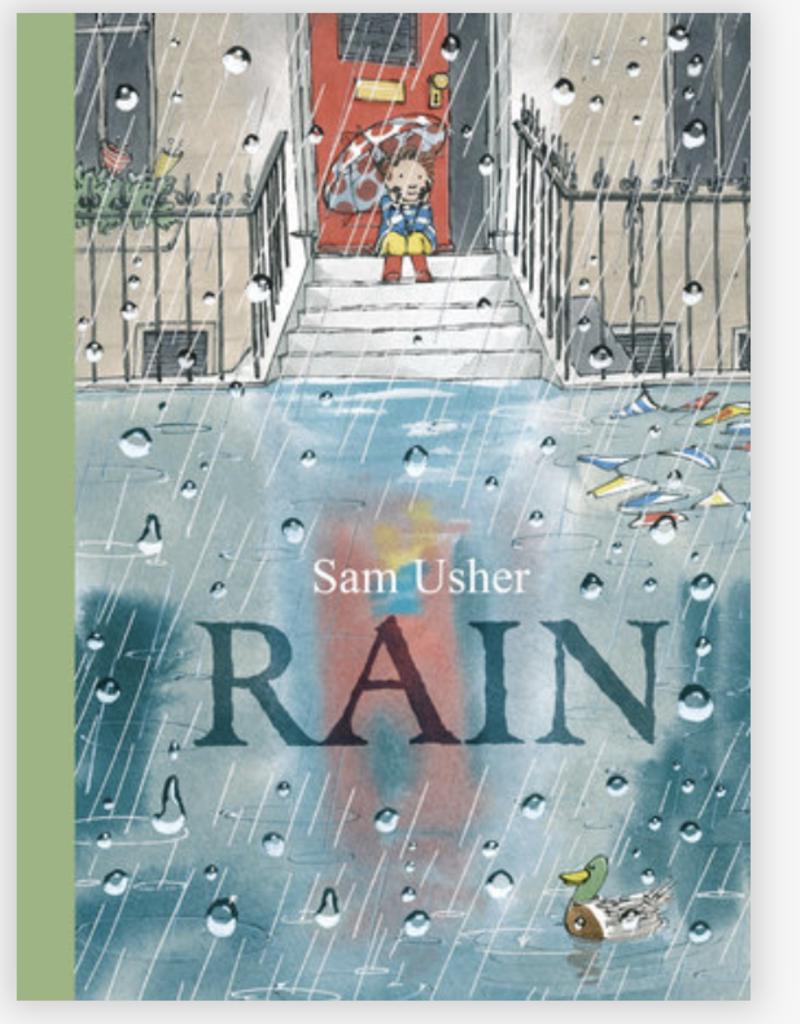Random House Publishing Adventures with Grandad: Rain