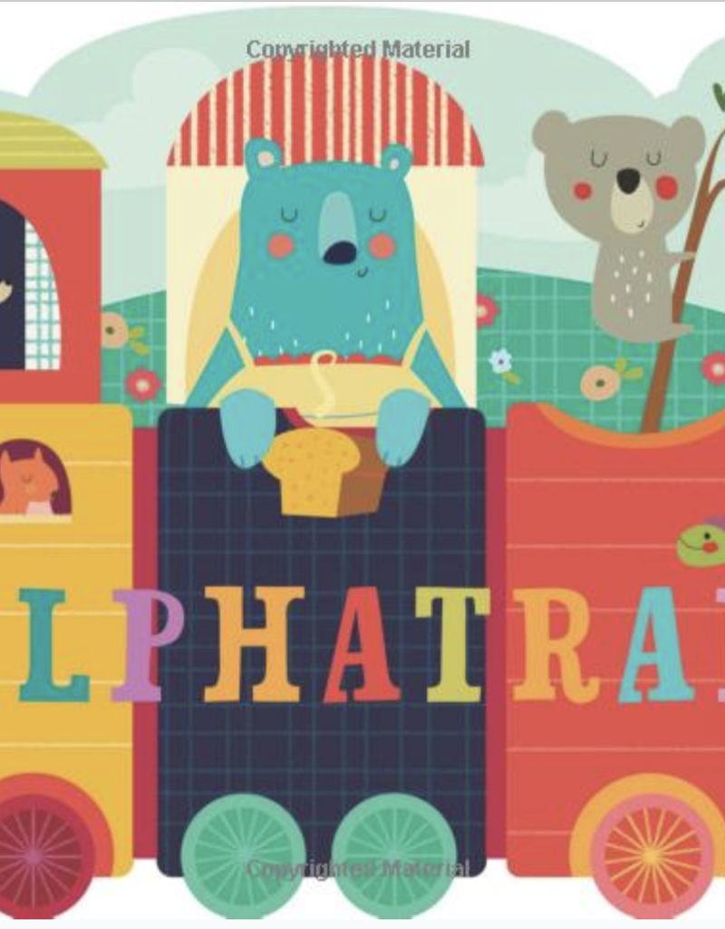 Random House Publishing Alphatrain