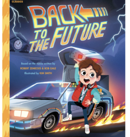 Random House Publishing Back to the Future Book