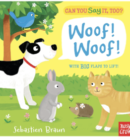 Random House Publishing Can You Say It Too Woof