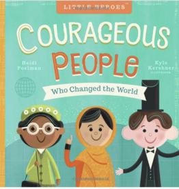 Random House Publishing Courageous People Who Changed the World