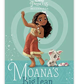 Random House Publishing Disney Beginnings: Moana's Big Leap