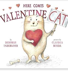 Random House Publishing Here Comes Valentine Cat book