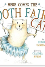 Random House Publishing Here Comes Tooth Fairy Cat book