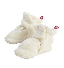 Zutano Fleece Bootie Cream 3M