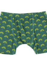 Kickee Pants Boxer Briefs Set Ivy Mini Trees/Neptune Gingko XS(5/6), S(6/8)