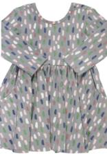 Ruffle Butts Brushed Confetti Twirl Dress