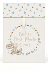 Jellycat Baby's First Photo Cards-Bunny