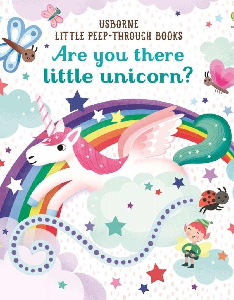 Usborne Are You There Little Unicorn?