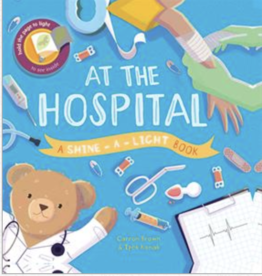 Usborne At the Hospital book