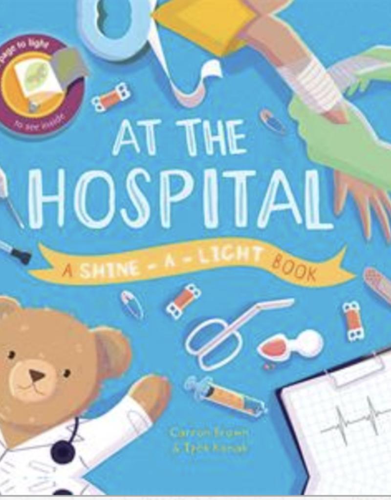 Usborne At the Hospital book