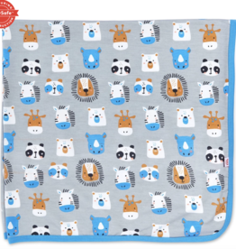Magnetic Me Animal House Modal Swaddle