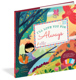 Workman Publishing I'll Love You for Always