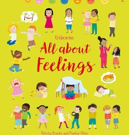 Usborne All About Feelings Book