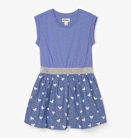 Hatley Butterfly Elastic Waist Dress 5