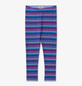 Hatley Rainbow Stripe Leggings 8