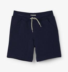 Hatley Navy Terry Shorts 2T