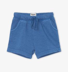 Hatley Moroccan Blue Shorts 12/18, 18/24M