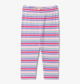 Hatley Candy Stripes Leggings 3/6-9/12M