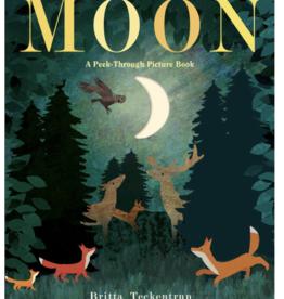 Random House Publishing Moon: Peek Through Picture