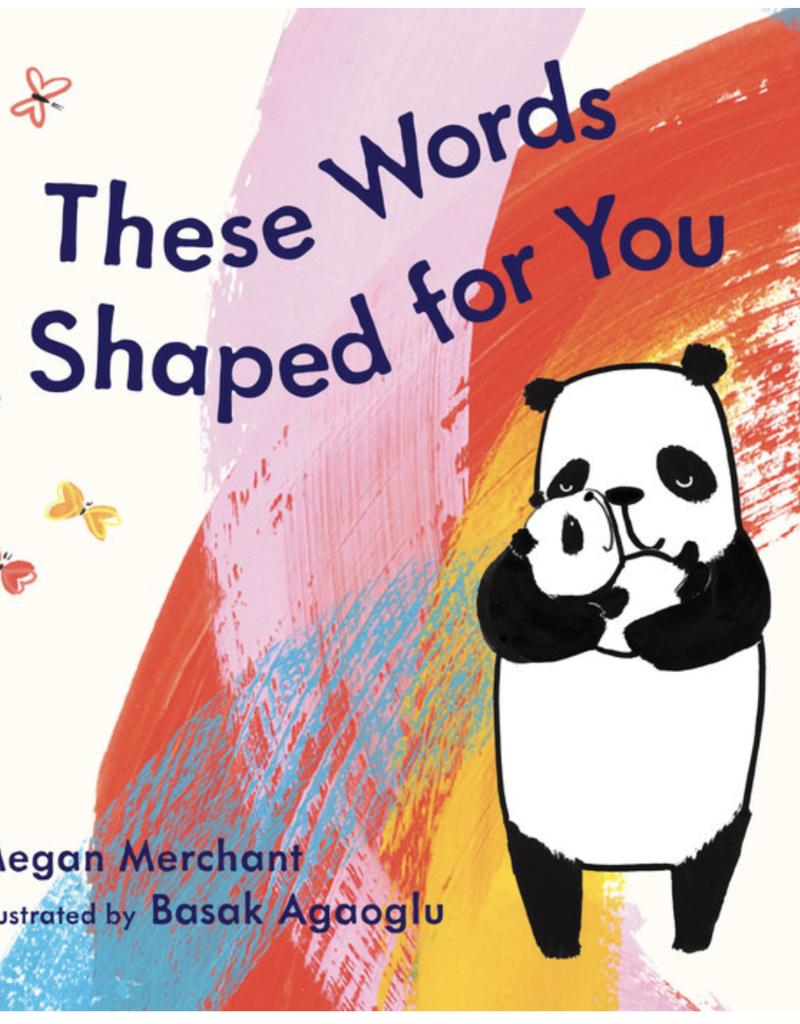 Random House Publishing These Words I Shaped for You