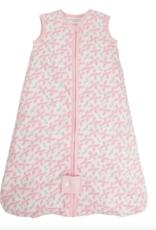 Burt's Bees Beekeeper Wearable Blanket Pink Print M