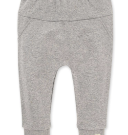 Burt's Bees French Terry Harem Jogger 12-24M