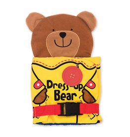 Melissa & Doug Cloth Book Dress Up Bear