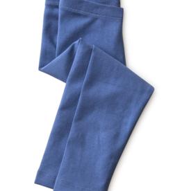 Tea Collection Solid Leggings Batik Blue