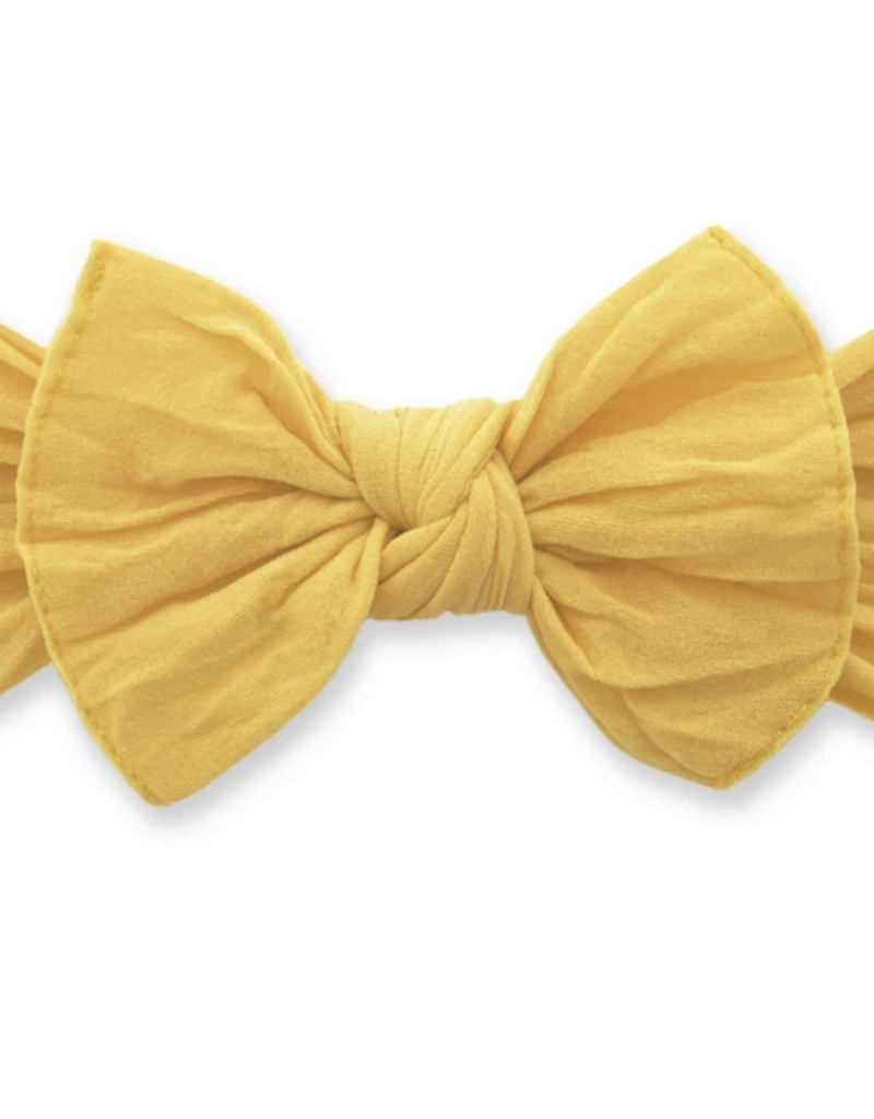 Baby Bling Bow Knot Bow Wheat