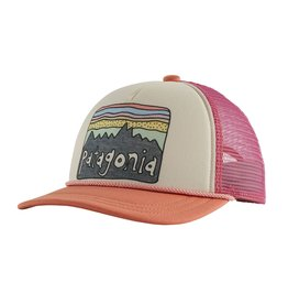 Patagonia K's Interstate Hat Mellow Melon