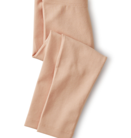 Tea Collection Solid Leggings Dusty Coral 12-18, 18-24M