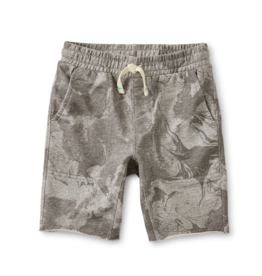 Tea Collection Printed Knit Gym Shorts 5-7
