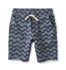 Tea Collection Printed Knit Gym Shorts 5 ,6